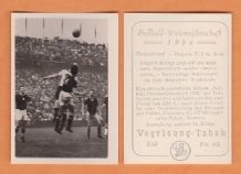 West Germany v Hungary Kocsis (60)